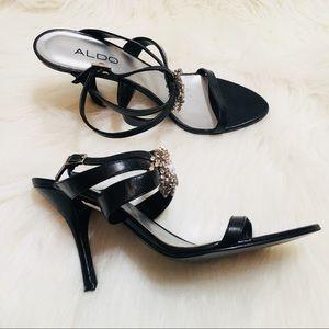 Aldo   Marie Cecil Embellished Heels
